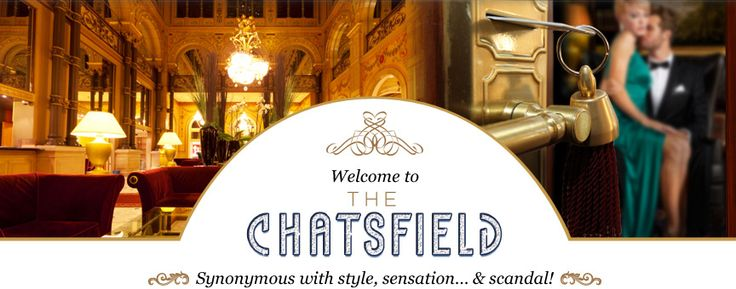 Harlequin.com | The Chatsfield