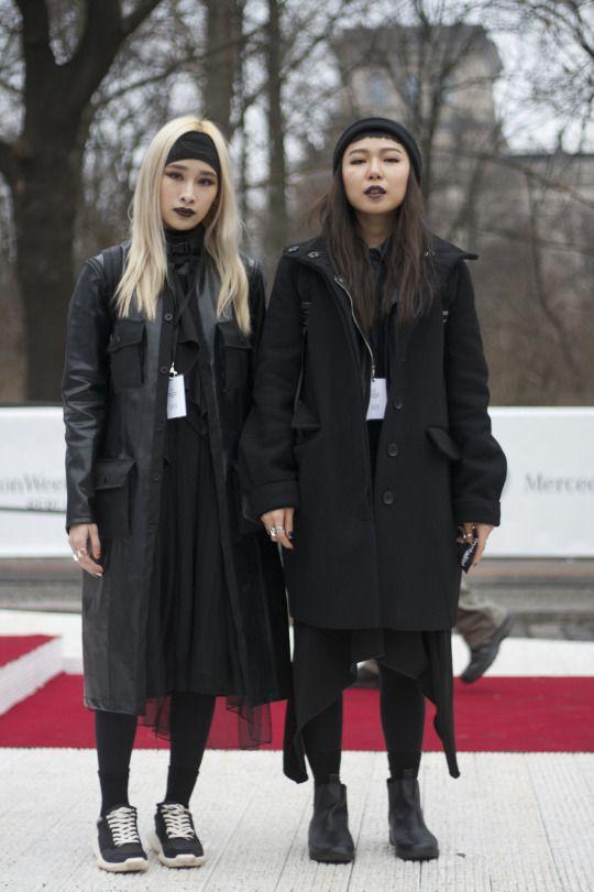 workbycarolinestromme  #streetstyle #berlin #fashionweek #style #fashion #models