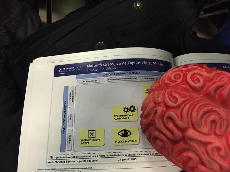 Ecco dov'è finito Braian. Sta studiando! www.go-digital.it #uncervelloperamico #brain #cervello #smart #OMMS15