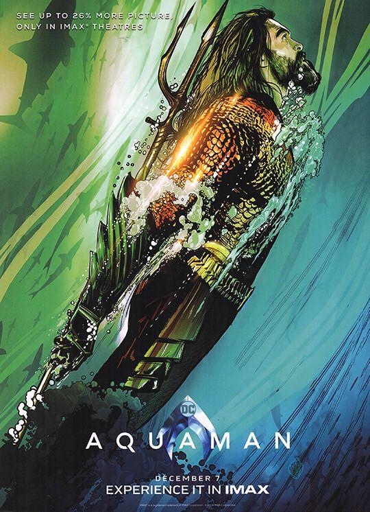 Aquaman Torrent - HDCAM 720p Dublado