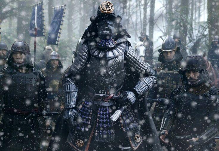 SAMURAI TAISHO STAR WARS. Bandai 7 Inch Samurai Taisho Darth Vader action figure.