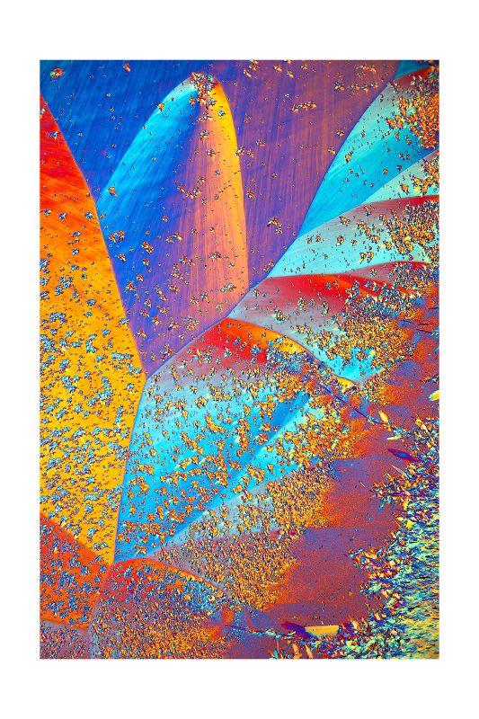 Pinnacle by Carol Roullard Art - Crystal small print on Etsy