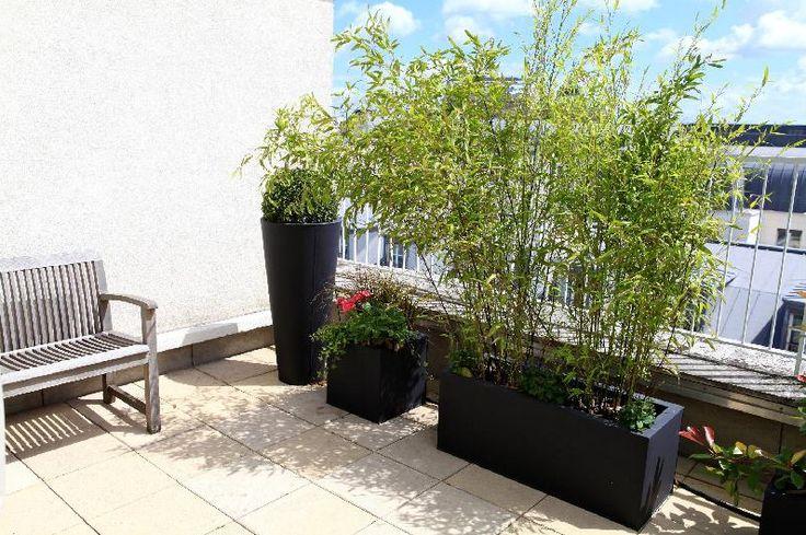 bamboo balcony privacy screen