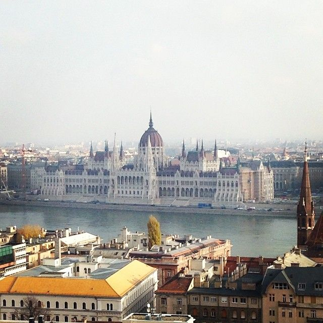 Hungarian Parliament Building (Országház, House of the Country, House of the Nation)
