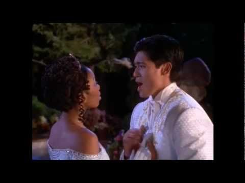 "Brandy Norwood and Paolo Montalban sing ""Do I Love You Because You're Beautiful"" from Rogers' and Hammerstein's Cinderella."