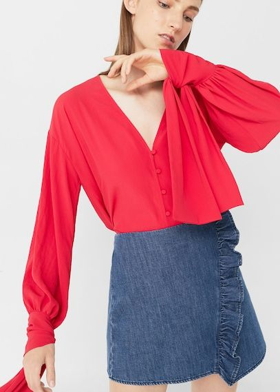 #Trending #Summer 2017 #Fashion #Clothing #Mango #Shorts #Blouses #Dresses #Maxi #Shoes <mango.com>