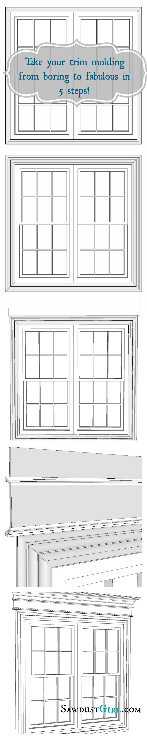 100+ best Doors, door frames & molding images by Ashley Mortimer on ...