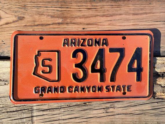 604 Best Vintage Colorado License Plates Images On
