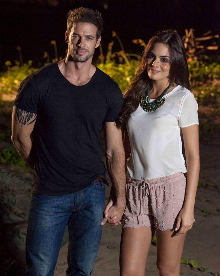 Ximena Navarrete y William Levy | Ximena Navarrete ...