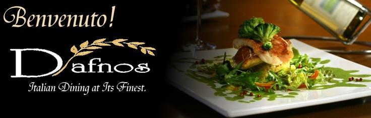 Dafnos Italian Grille - Italian Family Restaurant