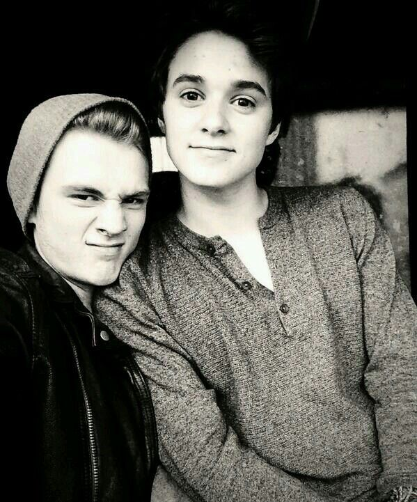 Tristan and Brad