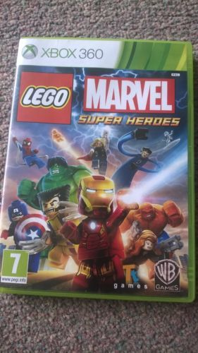 Xbox 360 lego #marvel #super #heroes game,  View more on the LINK: 	http://www.zeppy.io/product/gb/2/182038137171/