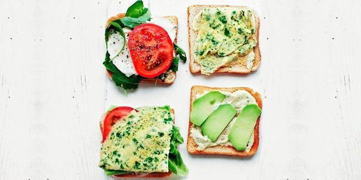 Sandwiches para la escuela que no arruinarán tu dieta