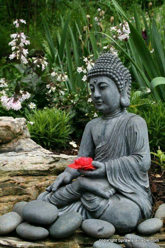 25 Best Decor Ideas With Buddha Statues Images On 400 x 300