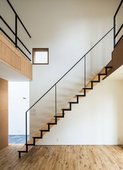 trappenleuning slank en strak
