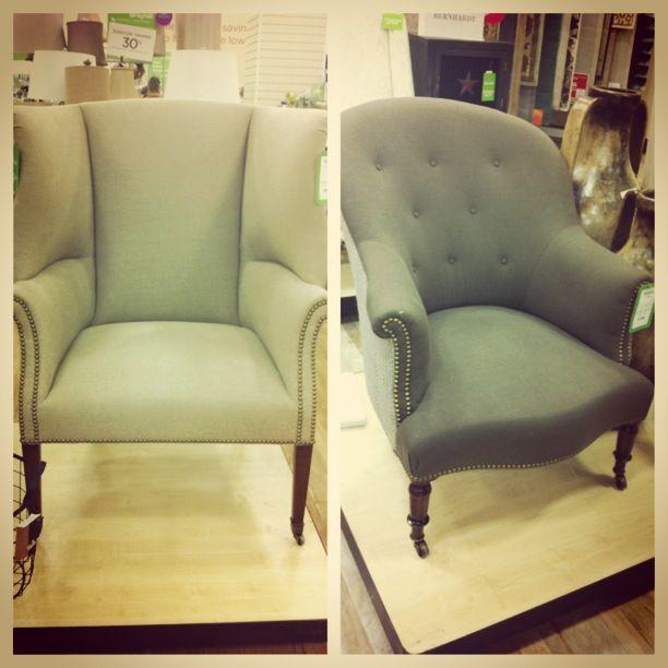 Van Thiel Chairs Found At Home Goods