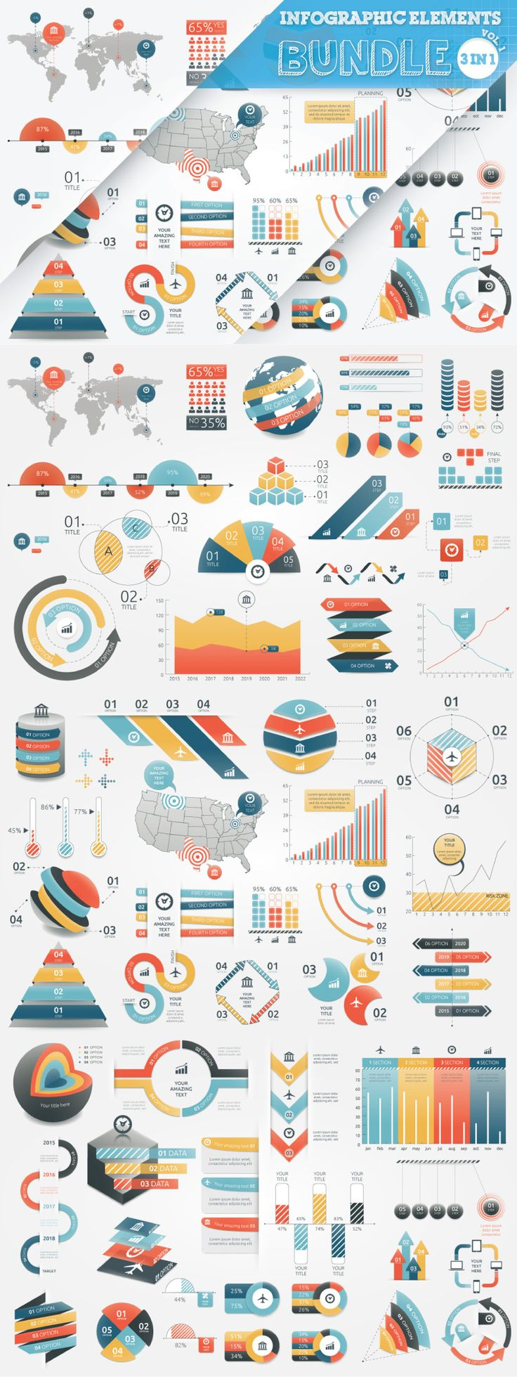 Check out #Infographic Infographic Bundle (vol.1) http://infographicparadise.com/infographic/96-Infographic-Bundle-%28vol.1%29 on http://infographicparadise.com/