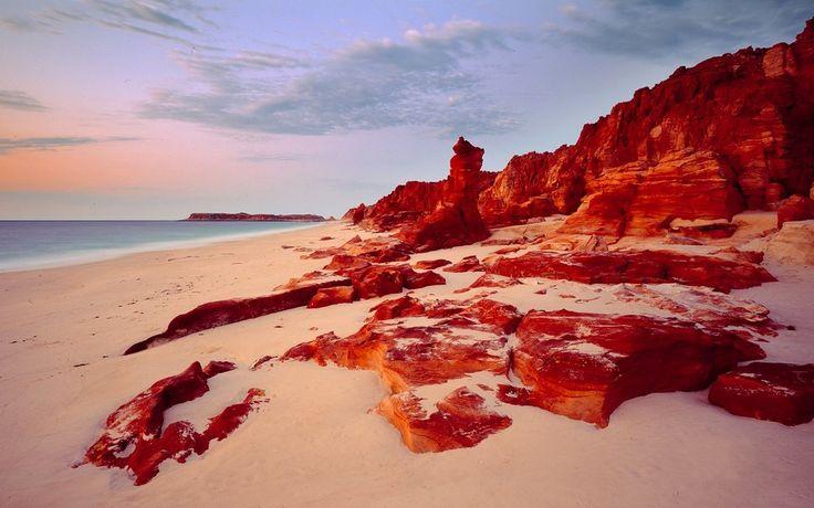 468294__red-rock-beach_p.jpg (969×606)
