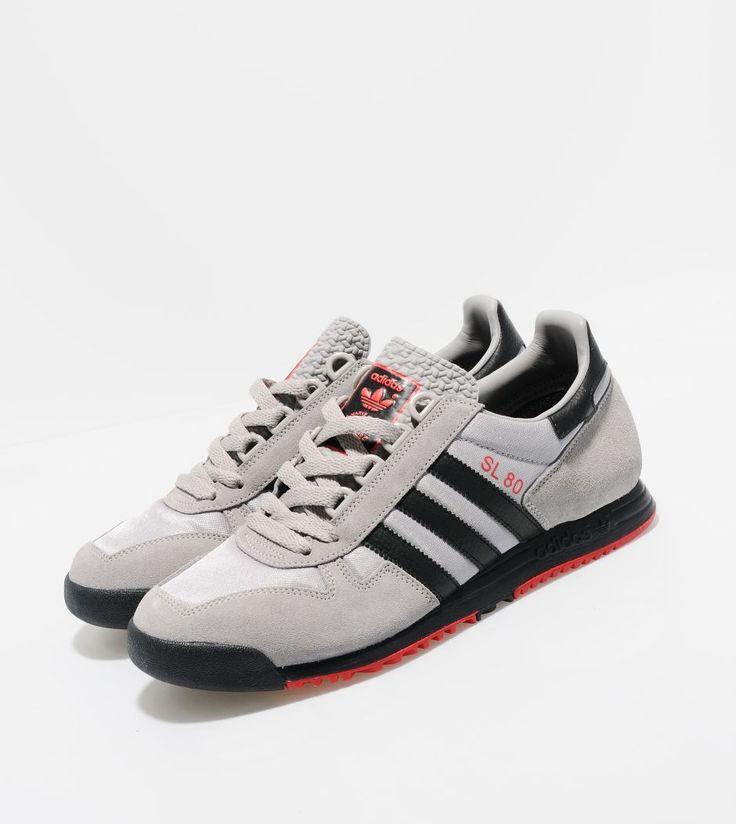 Adidas Originals SL 80 aluminium/black