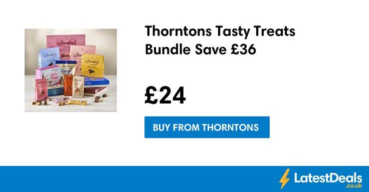 Thorntons Tasty Treats Bundle Save £36, £24 at Thorntons