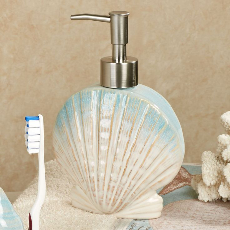 nautical bathroom decor   Home > Coastal Moonlight Bath Accessories