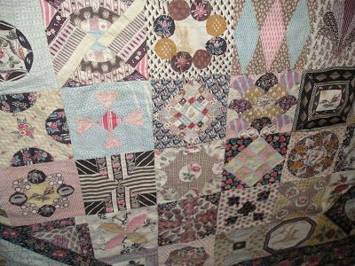 A Quilters Journal: Quilts 1700-2010 at the Victoria & Albert Museum London