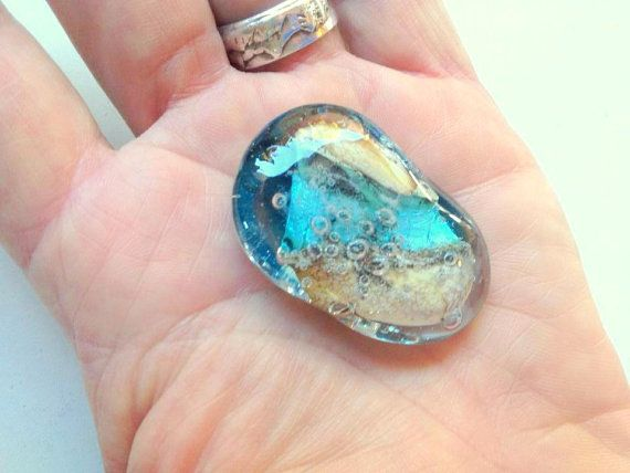 Reflections Memory Pocket Stone Together Again Glass Add