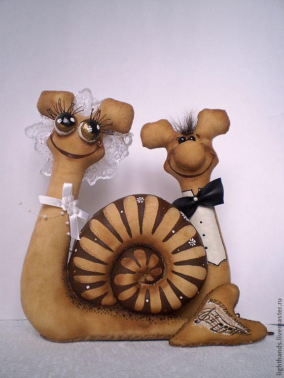 Сувенир Свадебный марш Кофейные игрушки