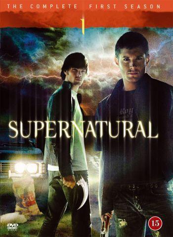 Supernatural - Kausi 1 (6 disc) (DVD) 11,95 e