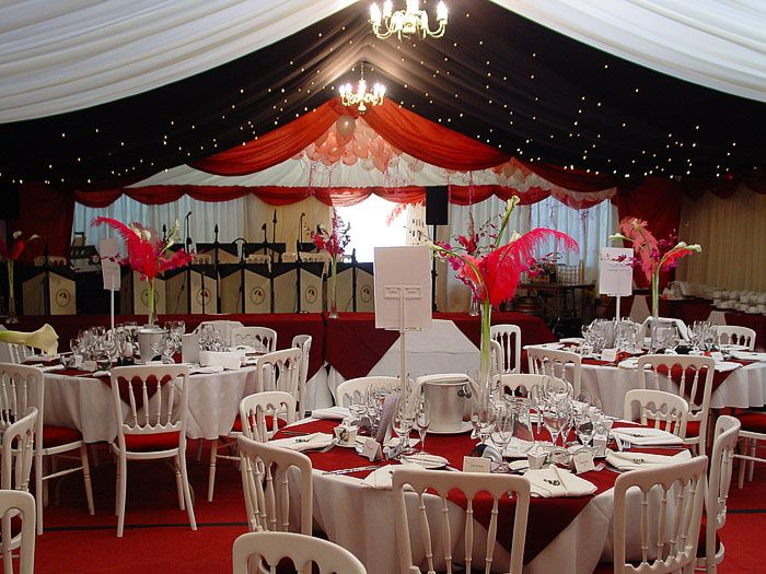 Marquee Hire in Essex - Ambassador Marquees Pole Free Clearspan Marquees for Hire in the East of England