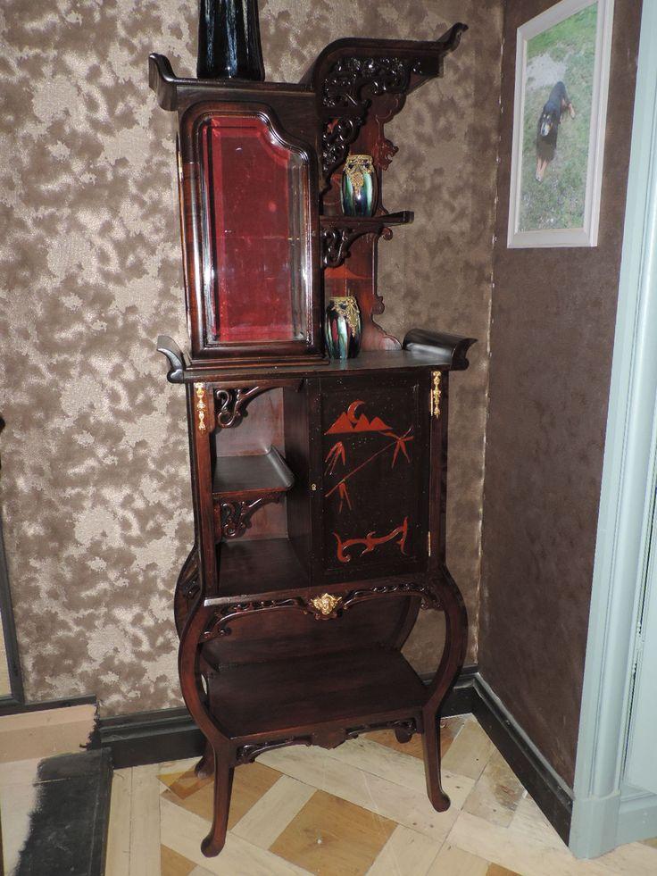 Incroyable Meuble Style Asiatique #4: Meuble De Présentation étagère, Dans Le Goût De Gabriel Viardot , Asiatique