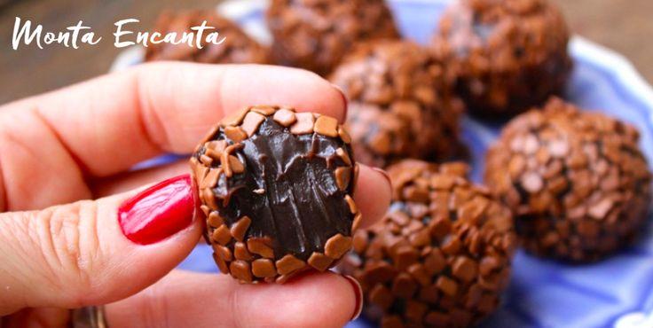 Brigadeiro é o doce preferido dos brasileiros. Não tem quem não goste. É o brigadeiro que ganha chocolate em barra, meio amargo e creme de leite, deixando-o mais delicado e …