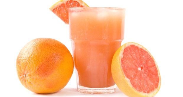 Slim_Down_Drink Voor ieder maaltijd drinken: 250ml grapefruitsap 2 theelepels appelazijn 1 theelepel honing