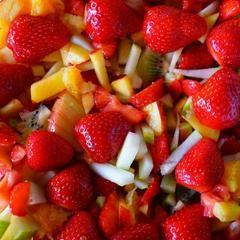 Hawaiian Fruit Salad – The Kitchen Kettle