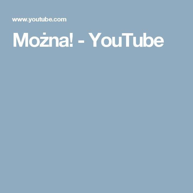 Można! - cykl filmów o mediach, internecie, samoutrudnianiu, kulturze, nauce, edukacji, psychologii i nie tylko - Strefa Psyche SWPS -  YouTube