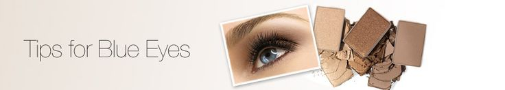 Eye shadow Application Tips for Blue Eyes - Glam Face and Grace