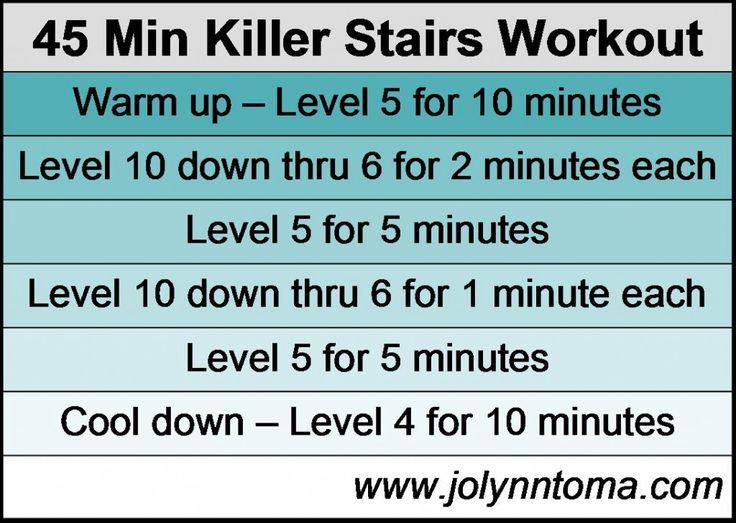 25+ Best Ideas about Stair Stepper Workout on Pinterest ...