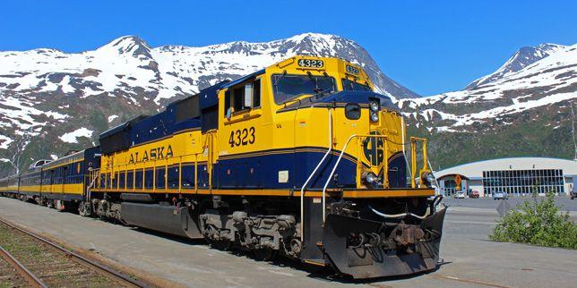 Whittier and Seward Alaska cruise transfers.