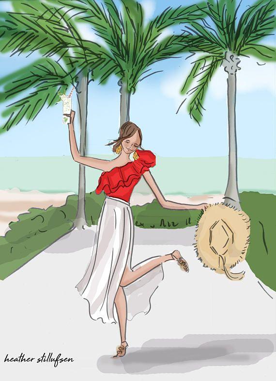 Weekend in Miami Beach Art Beach Quotes Beach Wall Art