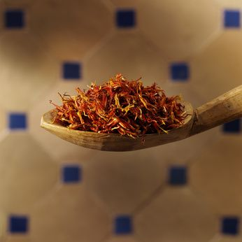 Saffron contains carotenoids which are believed to be largely responsible for a number of saffron's health benefits, including inhibiting skin tumors, improving arthritis and improving eye health.  It has also been found saffron promotes learning, memory retention, and recall capacity. Based on the early study results, scientists believe that saffron might be useful in the treatment and management of age related mental impairment.
