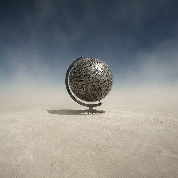 From Burning Man