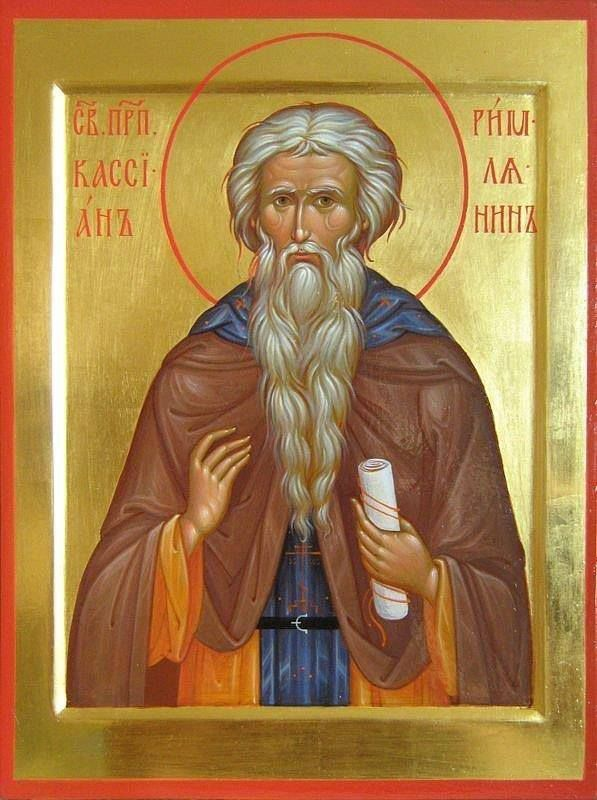 St. John Cassian Whispers of an Immortalist: Icons of the Venerables 4