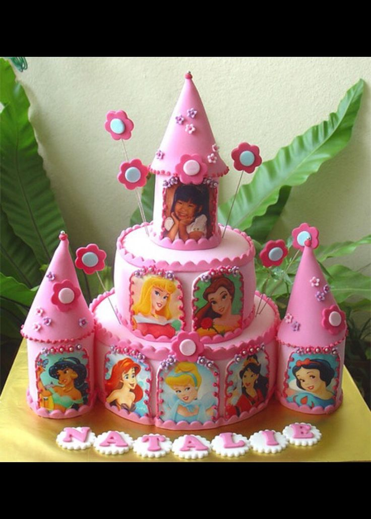 Pastel Princesas Party Princess En 2019 Castle