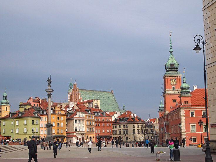 5 curiosidades sobre Varsóvia