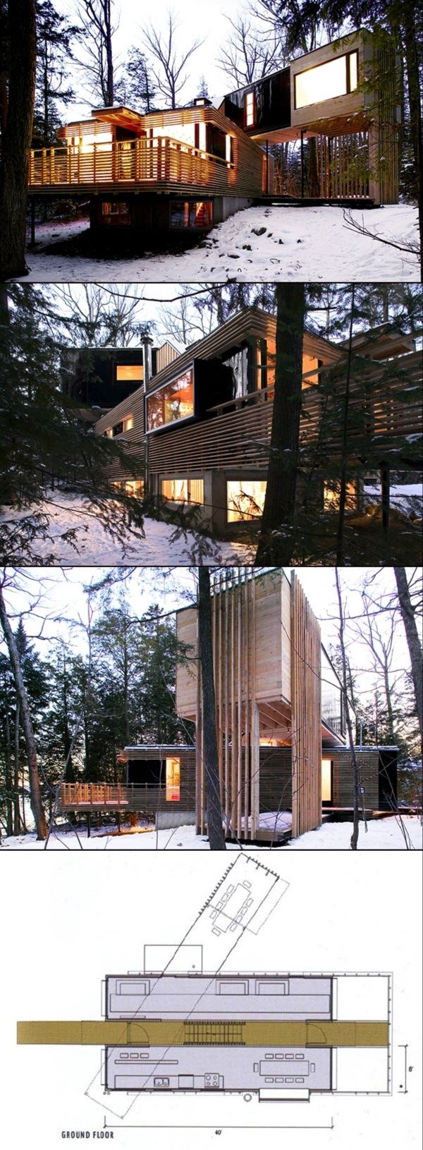 Container House Shipping Container House Plan