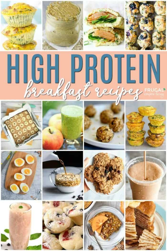 Quick High Protein Breakfast Recipes High Protein Breakfast Recipes Protein Breakfast Recipes Quick High Protein Breakfast