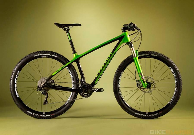 Niner Air9 RDO (with LTD edition Green/Licorice paint