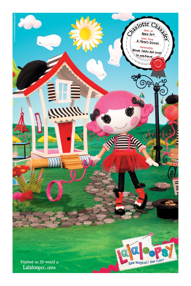 478 best images about Lalaloopsy on Pinterest