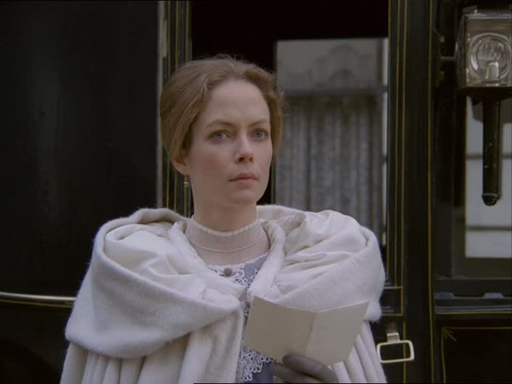 "Miss Mary Morstan  (Jenny Seagrove)  ""The Sigh of Four"" (Granada Holmes)"