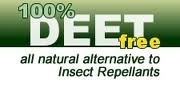 THE INSECT DEFEND PATCH: DEET Hazards